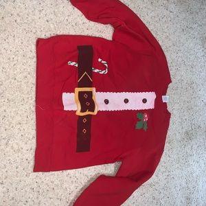 Santa Claus Christmas Sweater